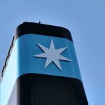 Maersk says CFO quits after organisational changes