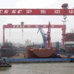 China's Biggest Shipyard Raises $718 Million to Ease Coronavirus Impact