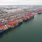 Long Beach Breaks September Cargo Record