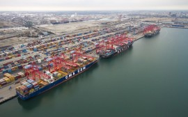 Port of Long Beach/Aerials