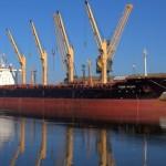 Thoresen Shipping scraps old bulk carrier