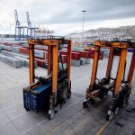 COSCO Shipping sees volumes rise