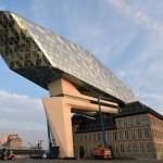 Hadid's Port House opens in Antwerp