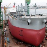 Kawasaki Heavy looks to build LNG carriers in China