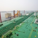 Tonne Miles From US Crude Oil Exports Drop Dramatically In April