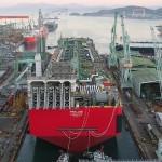 S. Korea: Shipyards set to miss annual targets amid slump – report