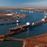 Iron ore exports to China from Australia's Port Hedland hit record