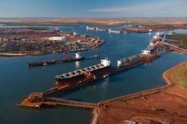 Port Hedland_iron ore