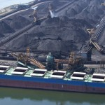 Decline in China's coastal coal freight continues
