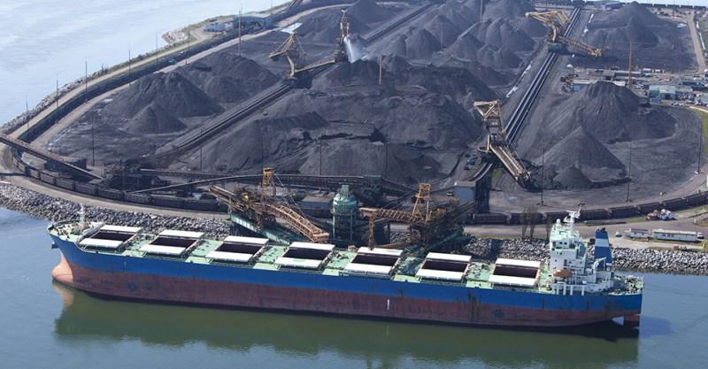 Coal-Ship