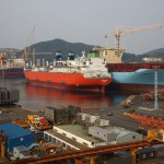 Daewoo Shipbuilding wins 927 bln won deal for 5 container ships