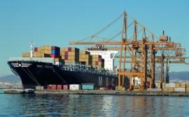 Thessaloniki port pic