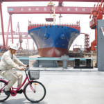 Chinese shipbuilding continues recovery