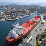 Teekay Tankers benefits from strengthening tanker market