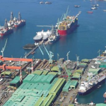 Samsung Heavy Industries Books Order for 4 LNG-powered VLCCs
