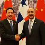 Panama and China sign accord on maritime transport