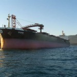 Baltic index edges higher on improving vessel rates