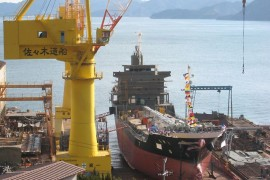 Japan Shipbuilding