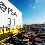 Container Volumes Rise at PSA International
