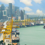 Container volumes at Singapore port hit record high in March, up 2.3% on year