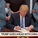 Trump Ratchets Up Pressure on China With Swerve on Tariff Plans