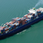 Container shipping stages sharp rebound near pre-Covid levels