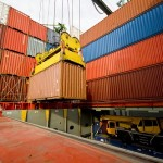 Vital World Trade Route Roiled by 'Black Swan' Container Crunch