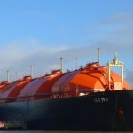 Russian gas tanker heads to Spain with U.S. LNG cargo – data