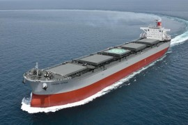 K Line Coal Carrier