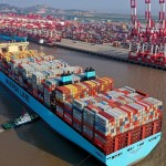 Maersk links new credit facility to its CO2 performance
