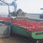 China Yards Likely to Win 1.35-Tril.-won Order over Korea Rivals – report