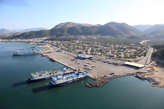 igoumenitsa-port