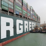 Suez Canal Hopeful on Ever Given Deal