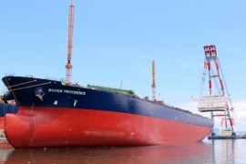 LR2 tanker
